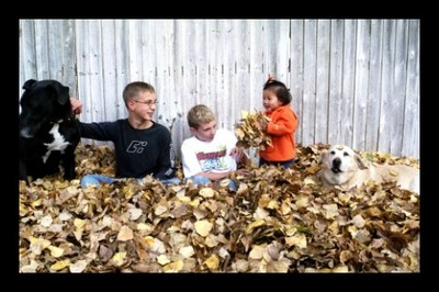 1105_kids_dogs_in_leaves
